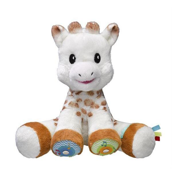 Sophie la Girafe Touch and Play Music - Little Whispers