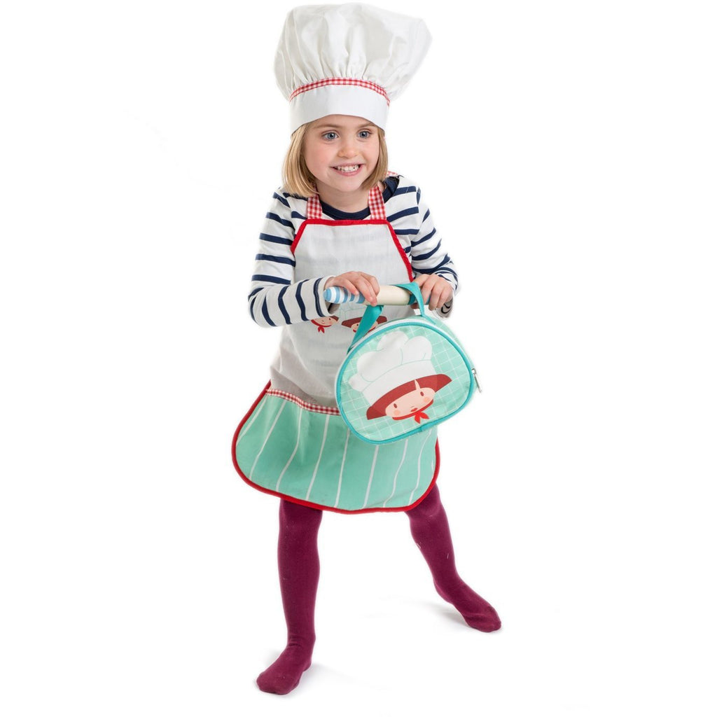 Tender Leaf Toys Chef's Bag - Little Whispers