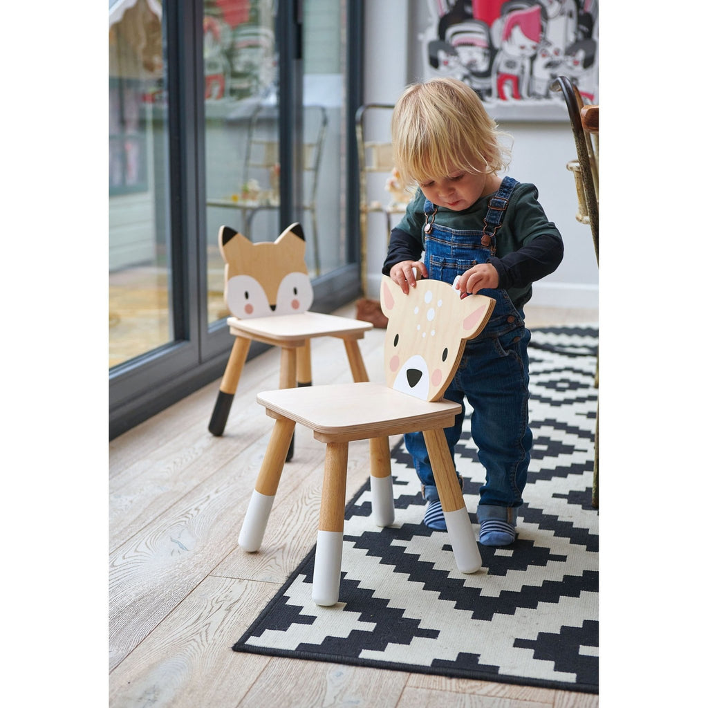 Tender Leaf Toys Forest Deer Chair - Little Whispers