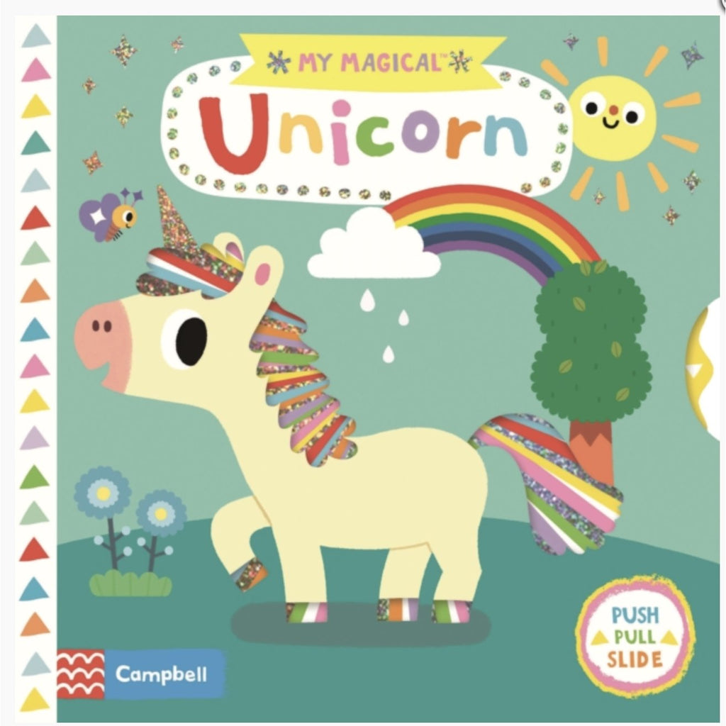 The Magical Unicorn Story Sack - Little Whispers