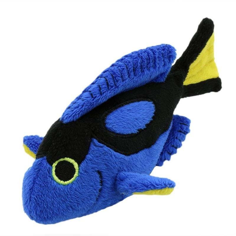 The Puppet Company Blue Tang Fish Finger Puppet - Little Whispers