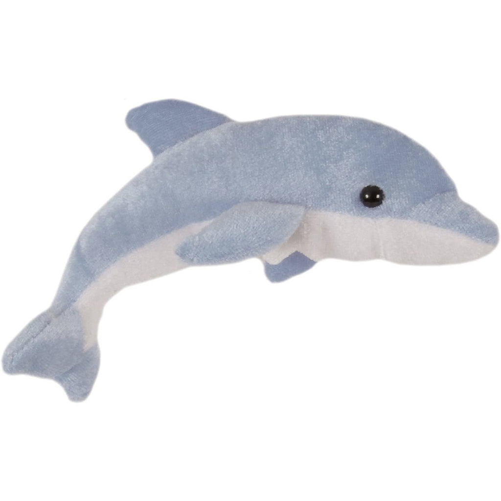 The Puppet Company Dolphin Finger Puppet - Little Whispers