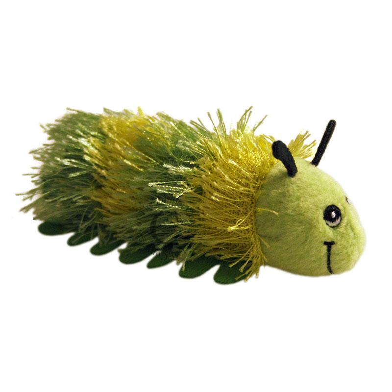 The Puppet Company Green Caterpillar Finger Puppet - Little Whispers