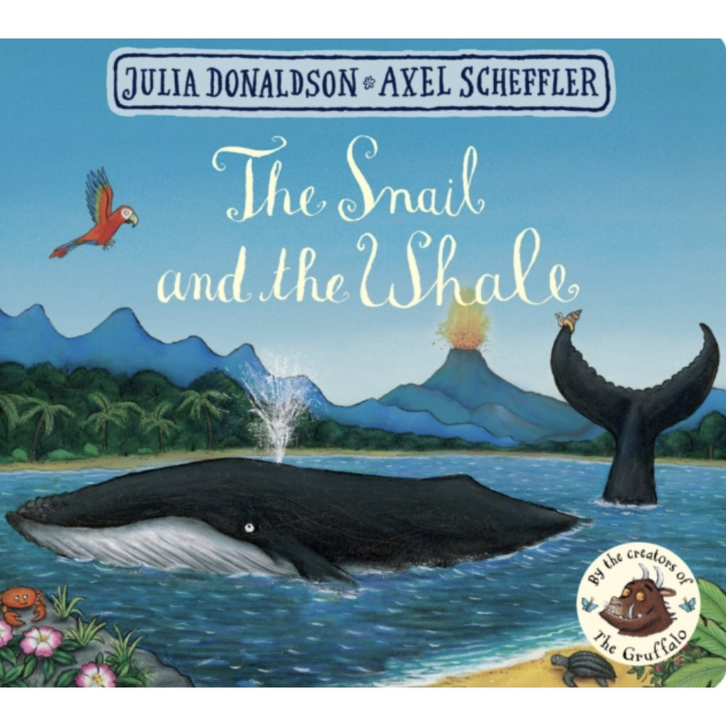 The Snail and the Whale Board Book - Little Whispers