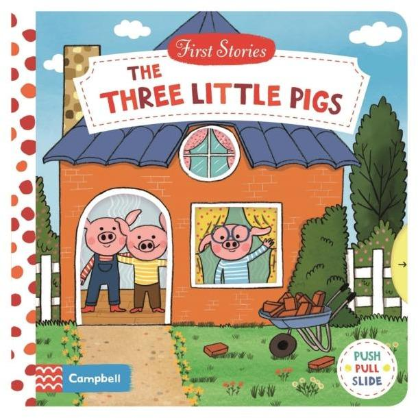 Three Little Pigs Story Sack - Little Whispers