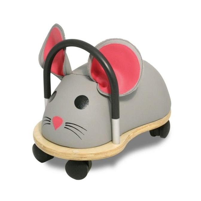 Wheelybug Mouse Ride On - Little Whispers