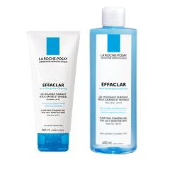 EFFACLAR GEL MOUSSE 400ML