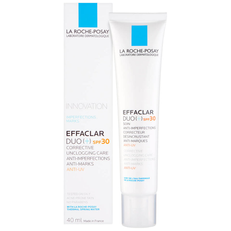 EFFACLAR DUO+ SPF 30 40ML