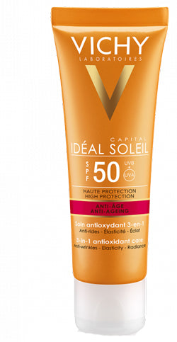IS CREMA VISO ANTIETA' SPF50