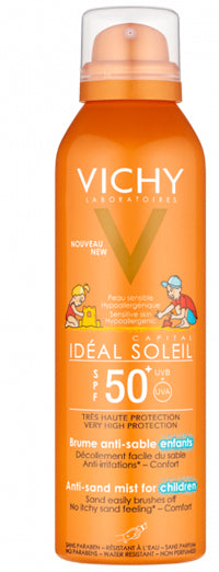 IDEAL SOLEIL ANTI-SAND KIDS 50