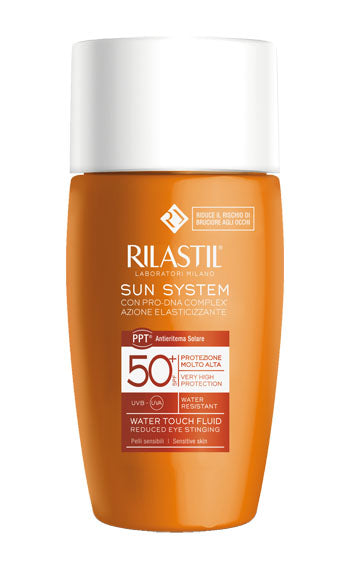 RILASTIL SUN SYSTEM WATER TOUCH SPF 50+ 50 ML
