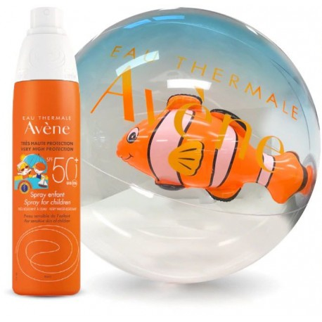 SPRAY 50+ BAMBINO 200 ML CON GADGET PALLONE