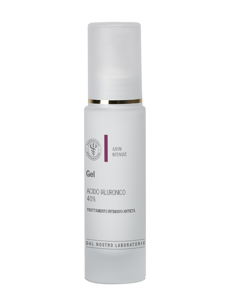 LFP GEL AC IALURONICO 40%   50ML