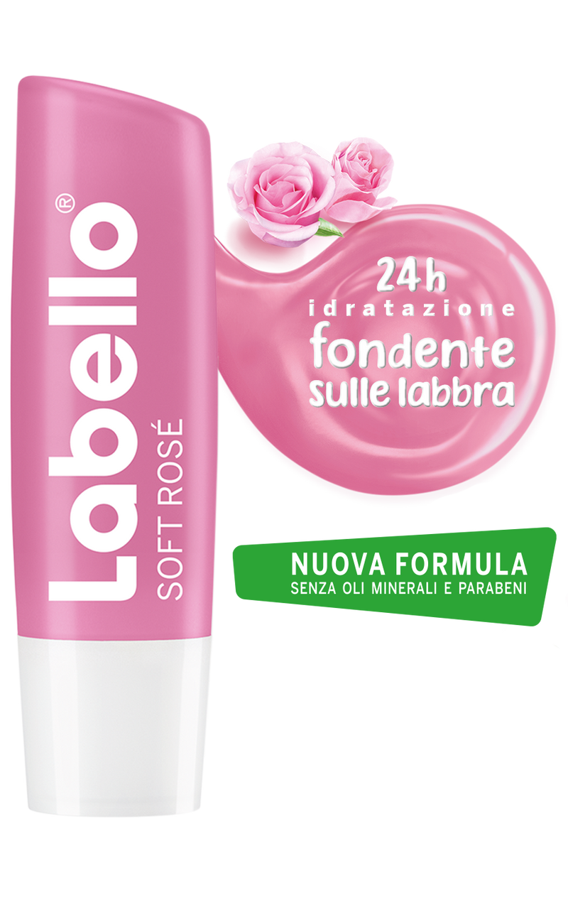 LABELLO SOFT ROSE