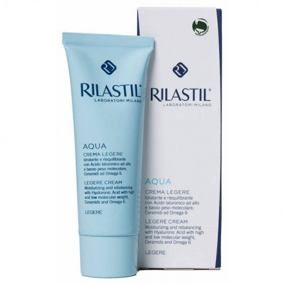 RILASTIL AQUA LEGERE CR 50ML