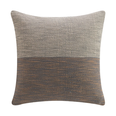 "Habit 16"" x 16"" Color Block Pillow"