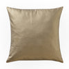 "Windham 18"" x 18"" Faux Leather Pillow"