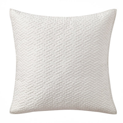 "Adelais 18"" x 18"" Quilted Pillow"