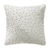 "Belize 14"" X 14"" Beaded Pillow"