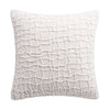 "Habit 16"" x 16"" Box Pleat Pillow"