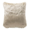 "Madrid 18"" x 18"" Faux Fur Pillow"