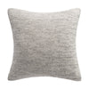 "Habit 18"" x 18"" Mingled Knit Pillow"