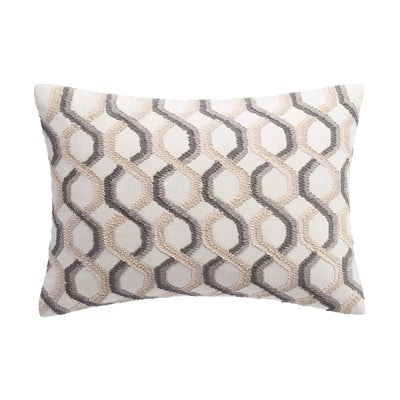 "Habit 14"" x 20"" Ogee Pillow"