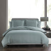 Sullivan Pinstripe 600TC Sateen Duvet Cover & Shams Set