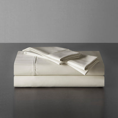 Sullivan Pinstripe 600TC Sateen Sheet Set