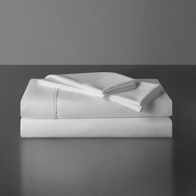 Sullivan Solid 400TC Sateen Sheet Set