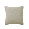 "Theo 16"" x 16"" Metallic Pillow"