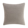 "Habit 16"" x 16"" Pleated Pillow"