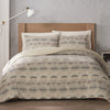 Ash Duvet Cover & Shams Set