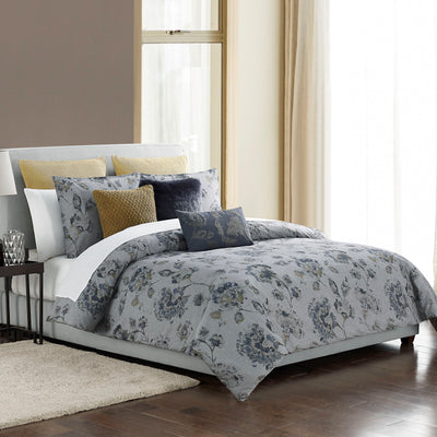 Grayson Duvet Cover & Shams Set