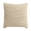 "Habit 20"" x 20"" Purl Knit Pillow"