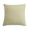 "Habit 16"" x 16"" Embroidered Pillow"
