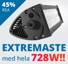 LED Light 728W