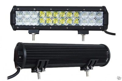 "12"" 120W LED Ljusramp CREE Chips Fordon"