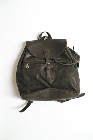 Milano Leather Backpack