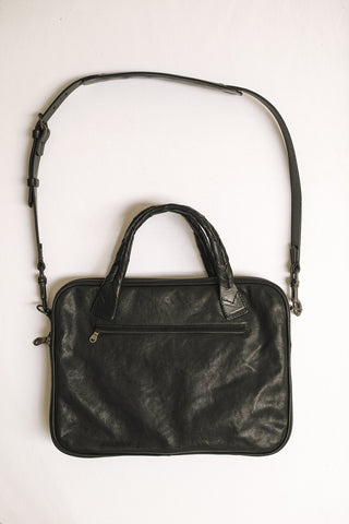 Toto Leather Briefcase