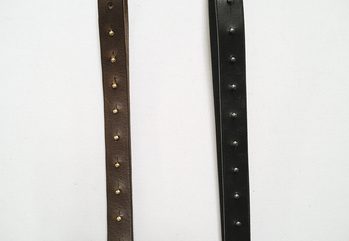 Cecina Leather Belt