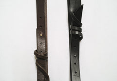 Trio Leather Belt