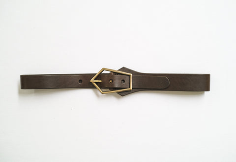 Seine Leather Belt