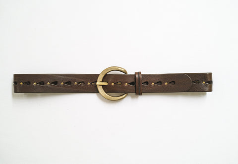 Jordan Leather Belt