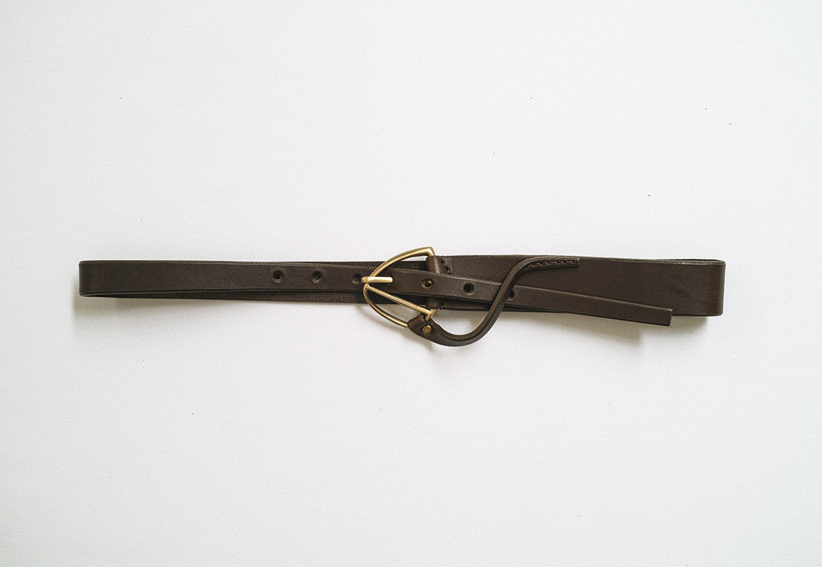 Alster Leather Belt