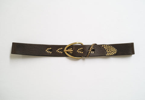 Inn Leather Belt