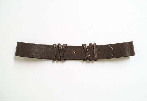 Puebla Leather Belt