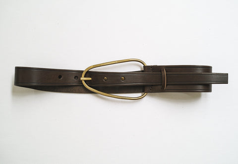 Rhone Leather Belt