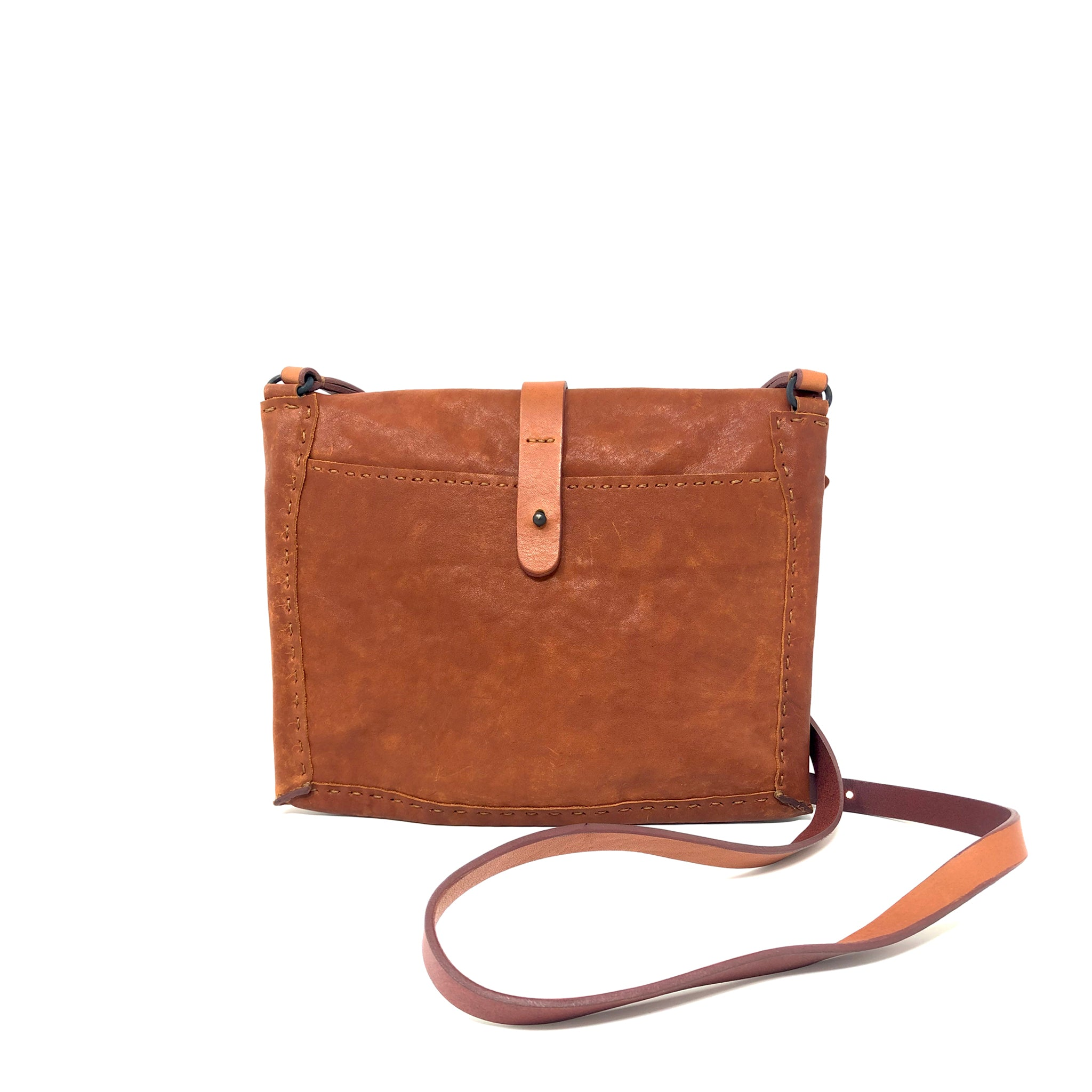 Sierra Leone - L Leather Bag