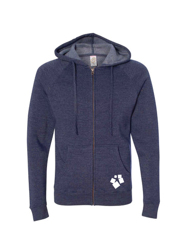 OCSA Zip-Up Hoodie Sweatshirt (Adult Unisex)